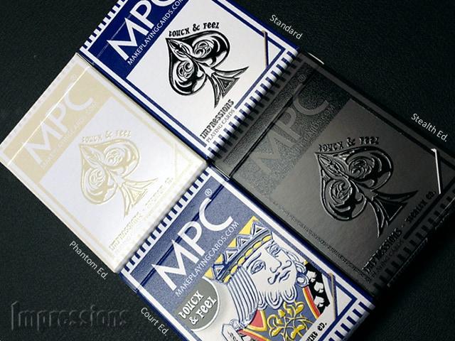 The MPC Impressions range